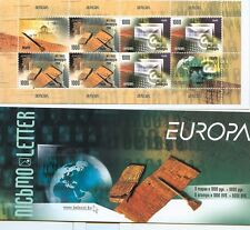 EUROPA CEPT - BELARUS 2008 THe Letter booklet