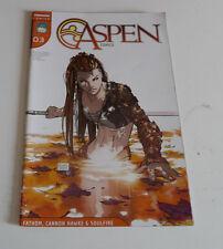 comics Fr  Delcourt   Aspen   N° 3    mar27