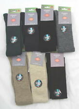 HJ Hall Immaculate Long Knee length Wool rich Socks size 6-11 and 11-13 HJ77