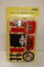 Carson XMODS 408051 Tuning Karosserie Set Nissan Titan NEU & OVP