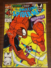 AMAZING SPIDERMAN #345 VOL1 MARVEL COMICS SPIDEY MARCH 1991