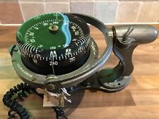 Compass Vintage Brass Gimbal Ships Sestral Moore Marine Maritime Nautical
