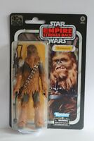 "Chewbacca, Star Wars, Black Series, 6"" Inch, 40th Anniversary, Hasbro, NEW"