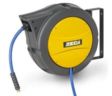 "ZECA AM86/10 - Avvolgitubo aria compressa. Lunghezza tubo 25 mt. Ø tubo 3/8"""