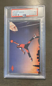1985 Michael Jordan Nike Promo Rookie, PSA 5 EX, Rookie, Great Condition!