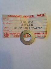 KAWASAKI LOCK WASHER 12 MM KX60, KE100  92024-003 NOS!