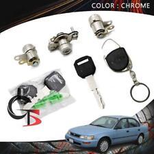 New Set of Solex Lock Security Key Door Fits Mitsubishi Strada Pick-up 1998-2005