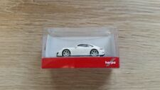 Herpa 028523-002 - 1/87 Porsche 911 Carrera 2 coupé-blanc-Neuf