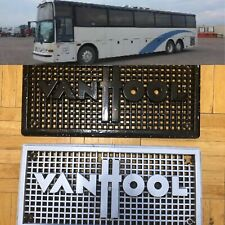 Vanhool bus parts Older Vanhool Bus Front And Rear Emblems