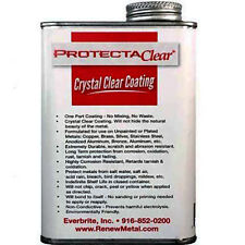 ProtectaClear 32 Oz. Clear, Protective Coating For Metal (Quart)