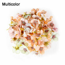Artificial Small Flower Heads Silk Daisy Colourful Flowers Wedding Supplies