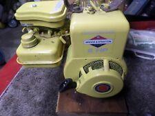 Very nice Vintage Briggs and Stratton 2hp engine 60102-0148-02 teaching aid.