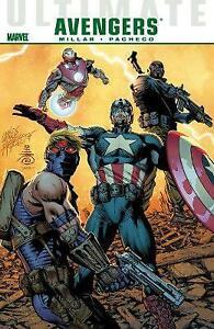 Ultimate Comics Avengers Vol. 1: The Next Generation (English) Paperback
