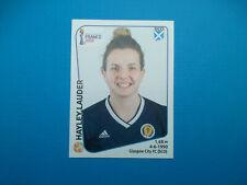 Figurine Panini Women's World Cup France 2019 n.280 Hayley Lauder Scotland