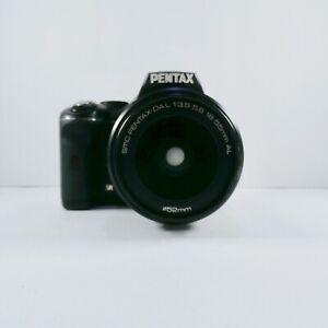 Pentax K-X 12MP Autofocus Digital SLR Camera with DA 18-55mm F3.5-5.6 Lens