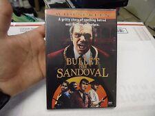 A Bullet for Sandoval DVD, José Manuel Martín, Ernest Borgnine, Alberto de Mendo