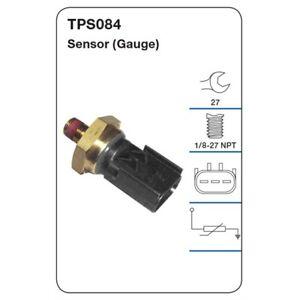 Tridon Oil Pressure Sensor TPS084 fits Jeep Grand Cherokee 4.0 4x4 (WG,WJ), 4...