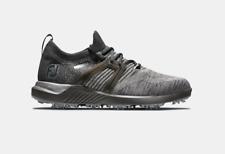 NEW Footjoy Men's HyperFlex Golf Shoes in Charcoal / Grey / Grey