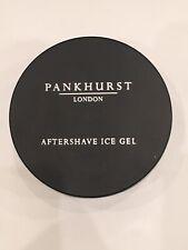 Pankhurst London Aftershave Ice Gel Full Size 75ml/ 2.54fl.oz. NEW & FRESH!
