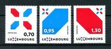 Lussemburgo 2016 Gomma integra, non linguellato nuovi Signature facciamo che succeda 3v Set Francobolli