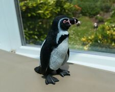Vintage AAA ELC Large Humboldt Penguin Plastic Toy Collectable Rare 10cm Tall
