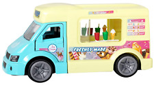 Brand New Teamsterz Ice Cream Van Truck Toy - Light And Sound Musical Vehicle