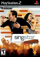 SingStar Amped - Playstation 2 Game Complete