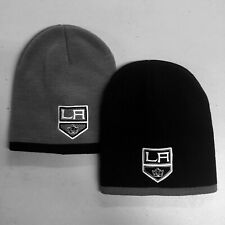 Los Angeles Kings Short Beanie Embroidered Skull Cap Hat Men Logo LA