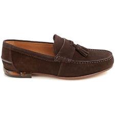 Gucci Slip On Suede Formal Shoes for Men