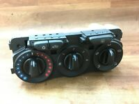 Vauxhall Corsa E 2015 A/C air con conditioning heater climate controls 034150143