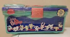 2007 Littlest Pet Shop LPS Tackle Box Tote Storage Carry Case With Latch NEW
