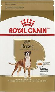 ROYAL CANIN BREED HEALTH NUTRITION Boxer Adult Breed Specific Dry Dog 17 & 30 LB