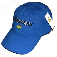 2018 MASTERS DATED 3D (COBALT) PERFORMANCE SLOUCH Golf HAT from AUGUSTA NATIONAL