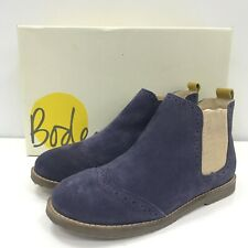 New Boden UK 3 Purple Ankle Boots Casual Ladies Wear 301314