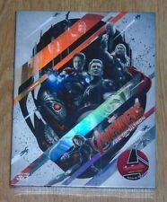 Avengers: Age of Ultron (blu-ray) Steelbook - novamedia (Fullslip). NEW & SEALED