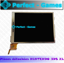 Ecran lcd bas inférieur original bottom screen display console nintendo 3DS XL