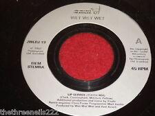 "VINYL 7"" SINGLE - WET WET WET - LIP SERVICE - JWLDJ 19"