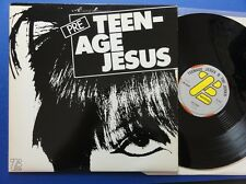 Teenage JESUS & gli stupidi L'ARMADIO ZE 79 ORIG P/S 12 pollici EX
