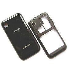 100% ORIGINALE SAMSUNG GALAXY S I9000 telaio posteriore + USB + COPRIBATTERIA + fotocamera vetro