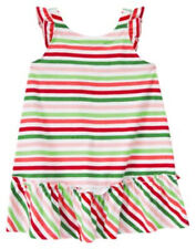 Nwts sz 2y  Watermelon Summer Striped dress Crazy8 Gymboree Outfit