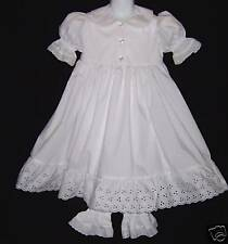 Boutique Petticoat Dress & Bloomers Set Custom Size 2-6