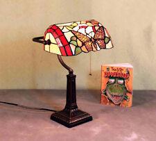 Tiffanylampe Tisch Büro Lese Tiffany Lampe Bürolampe Tischlampe GN164GE
