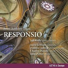 Peter-Anthony Togni: Responsio, New Music