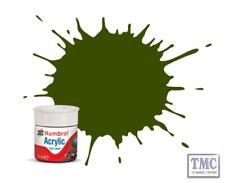 AB2410 Humbrol Maunsell Green RC410 Acrylic Rail Paint