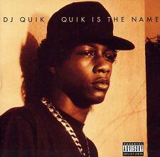 DJ Quik - Quik Is the Name [New CD] Explicit