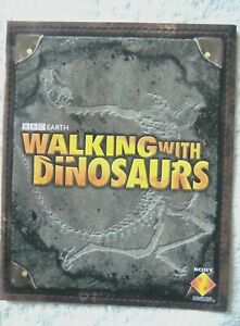 74206 Instruction Booklet - Walking With Dinosaurs - Sony PS3 Playstation 3 (201