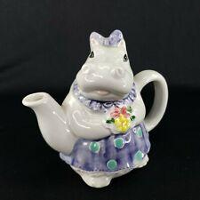 Otagiri Hippo Creamer Mary Ann Baker Made in Japan Vintage