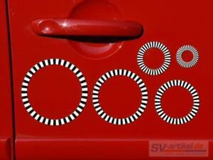 Magnetische Ringe, 5 Stück