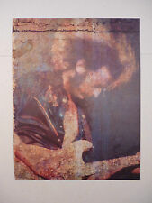 Ritchie Blackmore Deep Purple Guitarist 12x9 Coffee Table Book Photo Page