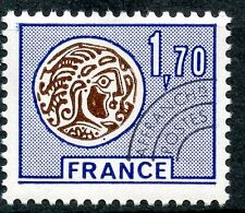 TIMBRE FRANCE NEUF PREOBLITERE N° 145 ** / MONNAIE GAULOISE